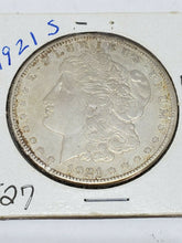 1921-S Morgan Silver Dollar $1 Coin