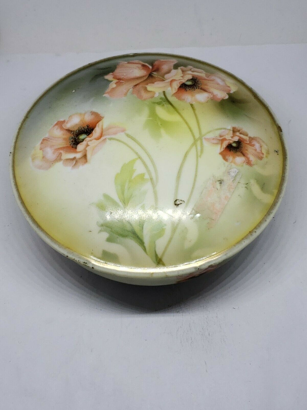 Vintage Porzellan Schirnding Flower Candy Dish PS Germany Fine China 6