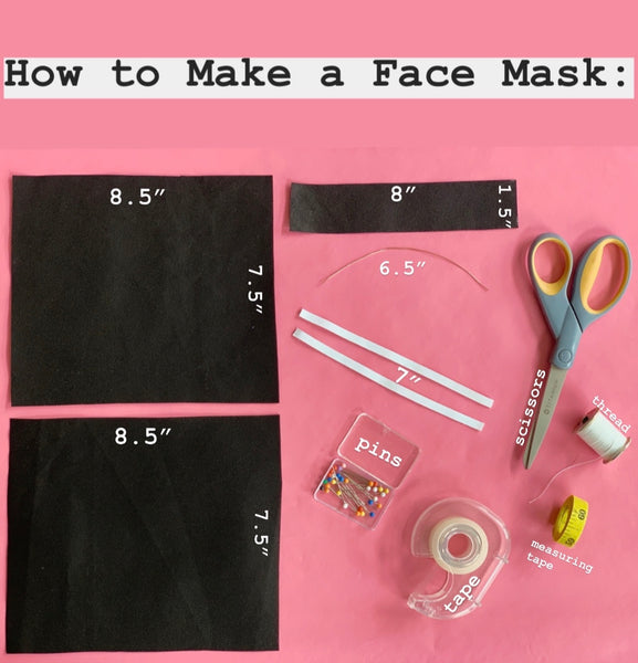 How to Make a Face Mask
