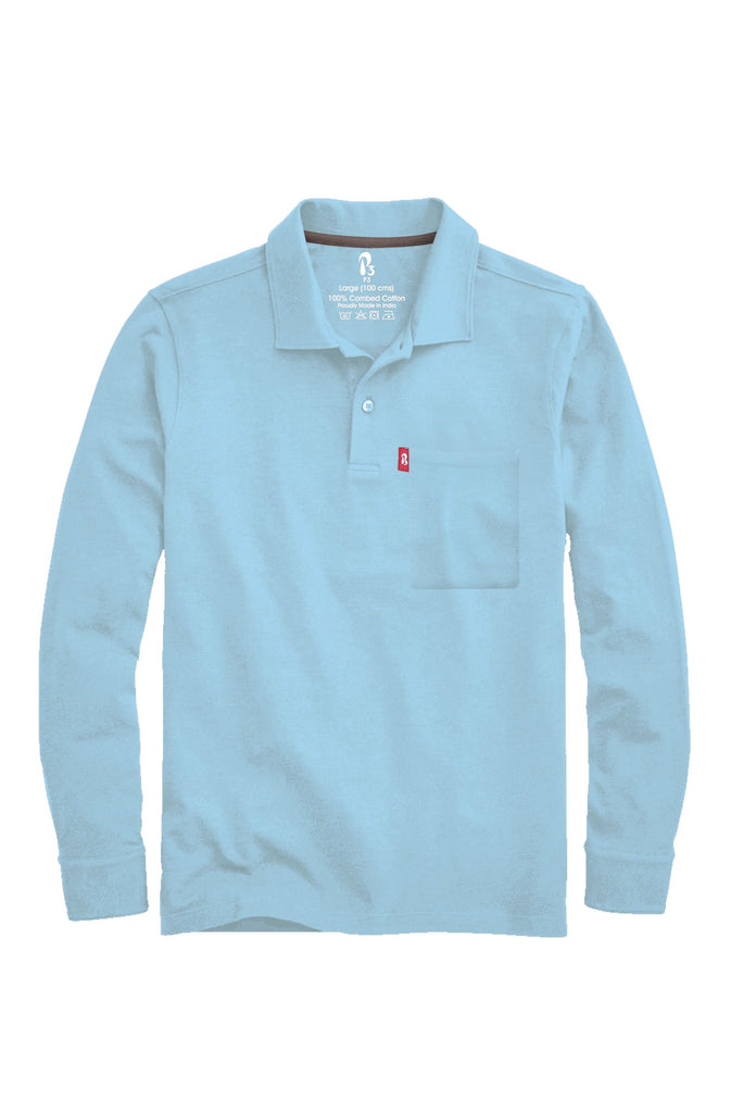 Marquee Cuffed Polo (New)