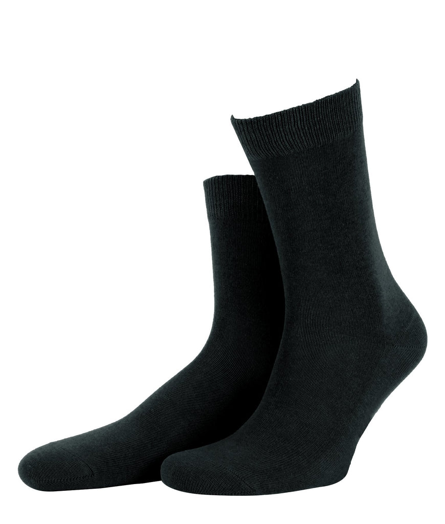 Socks (Pack of 6) Socks P3 26 cms Black