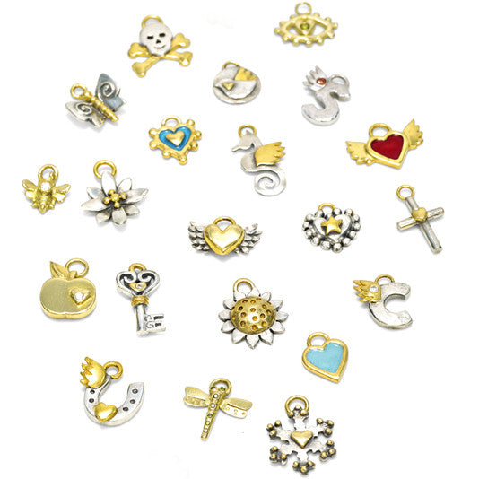 charms silver 18ct gold jewellery sophie harley london