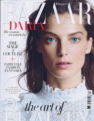 Sophie Harley featured in Harper's Bazaar May 2016