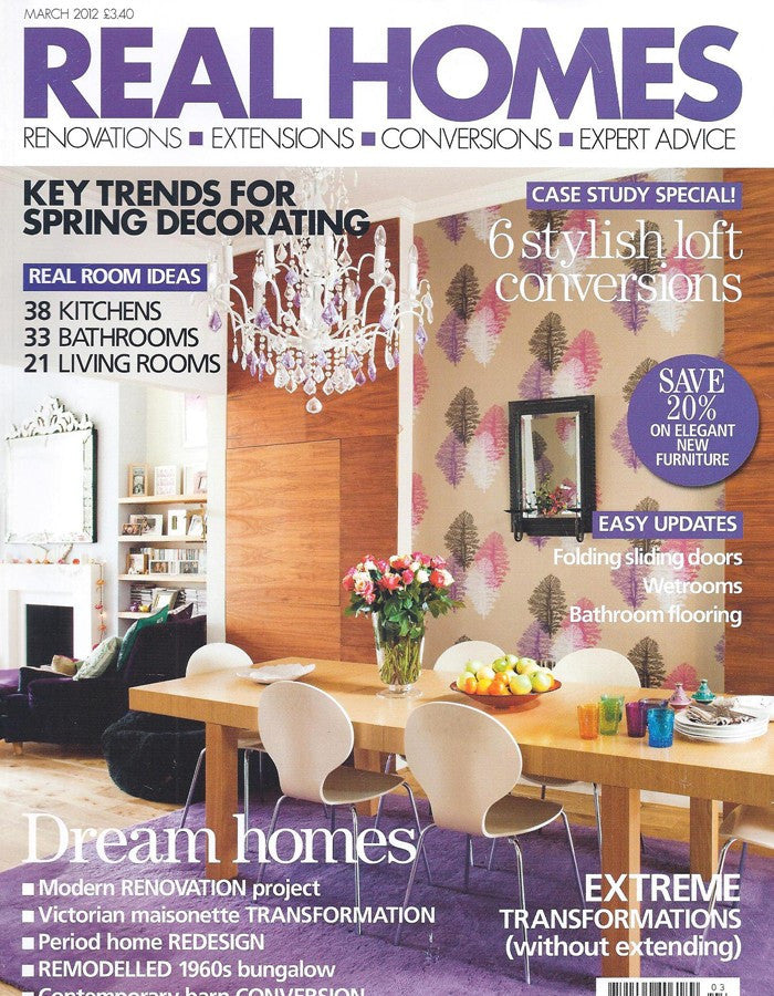 Real Homes feature Sophie Harley
