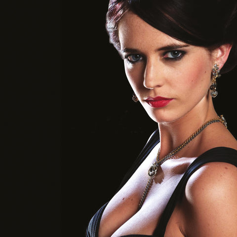 Bond girl Eva Green says should always be a man