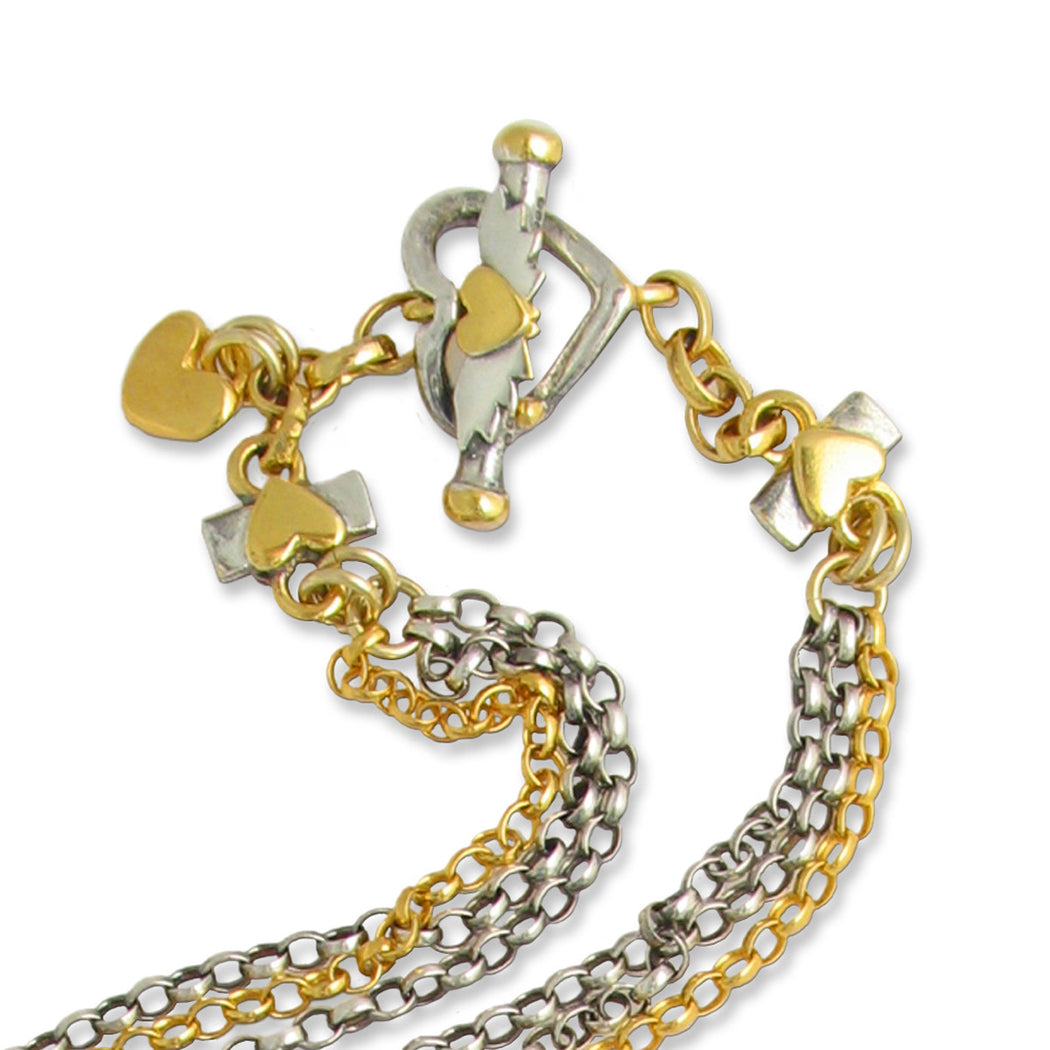 Algerian Love Knot Necklace
