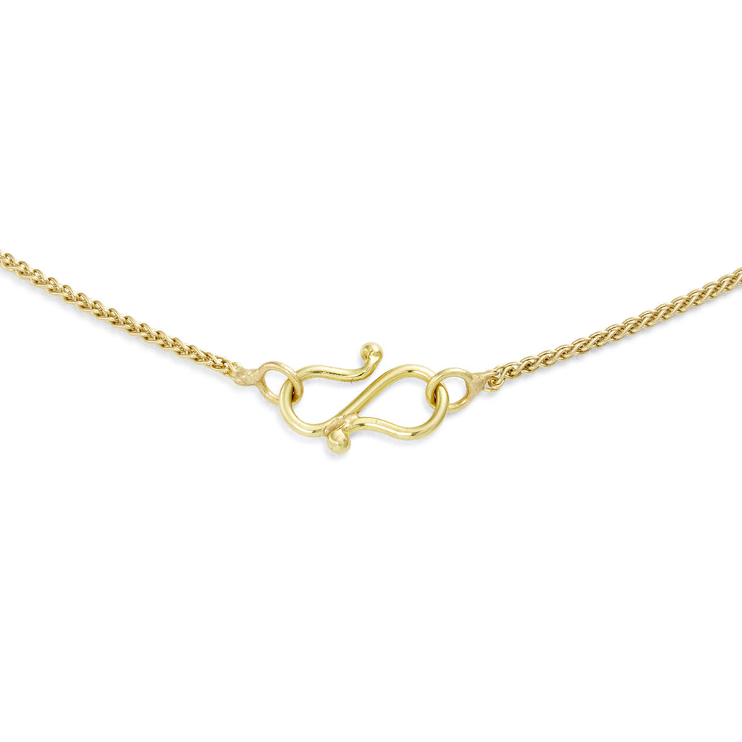 Gold & Diamond Celena Necklace