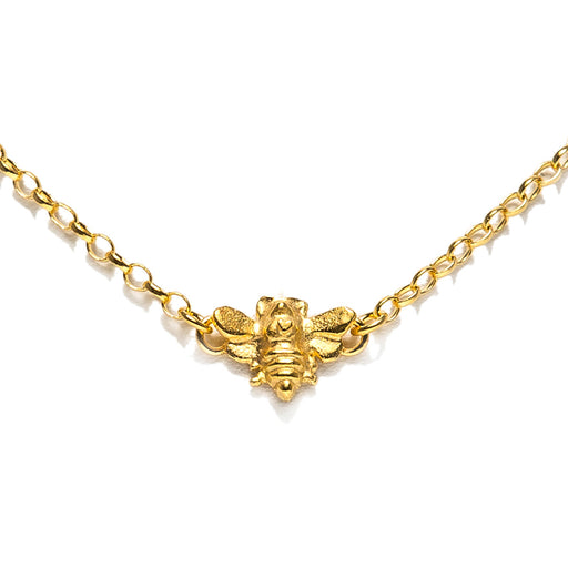 Baby Bee Fine Necklace