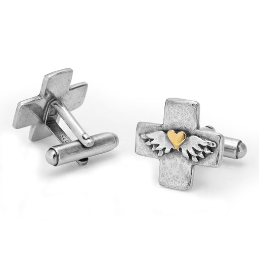 Bellini Cross Cufflinks