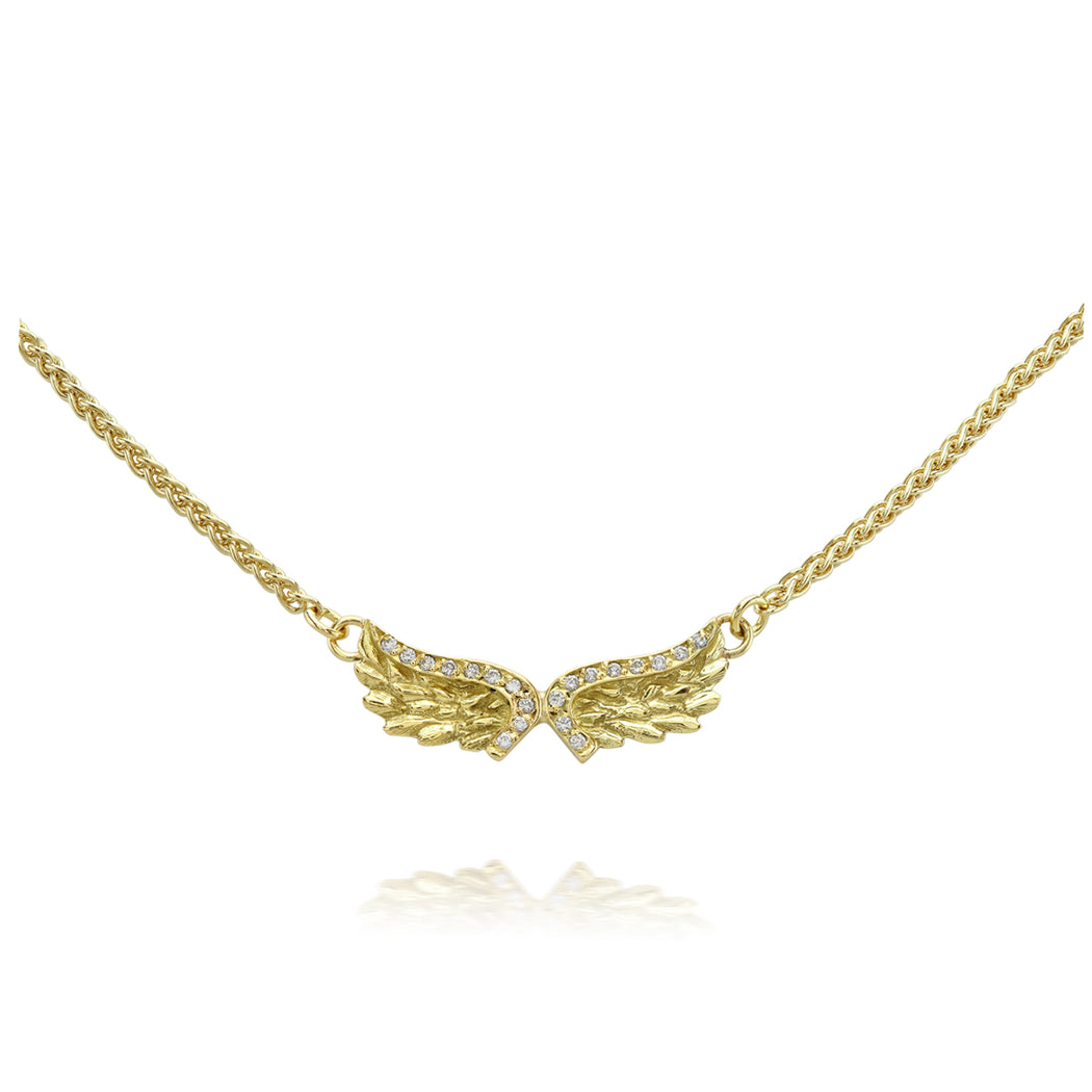 Venetian Angel Necklace