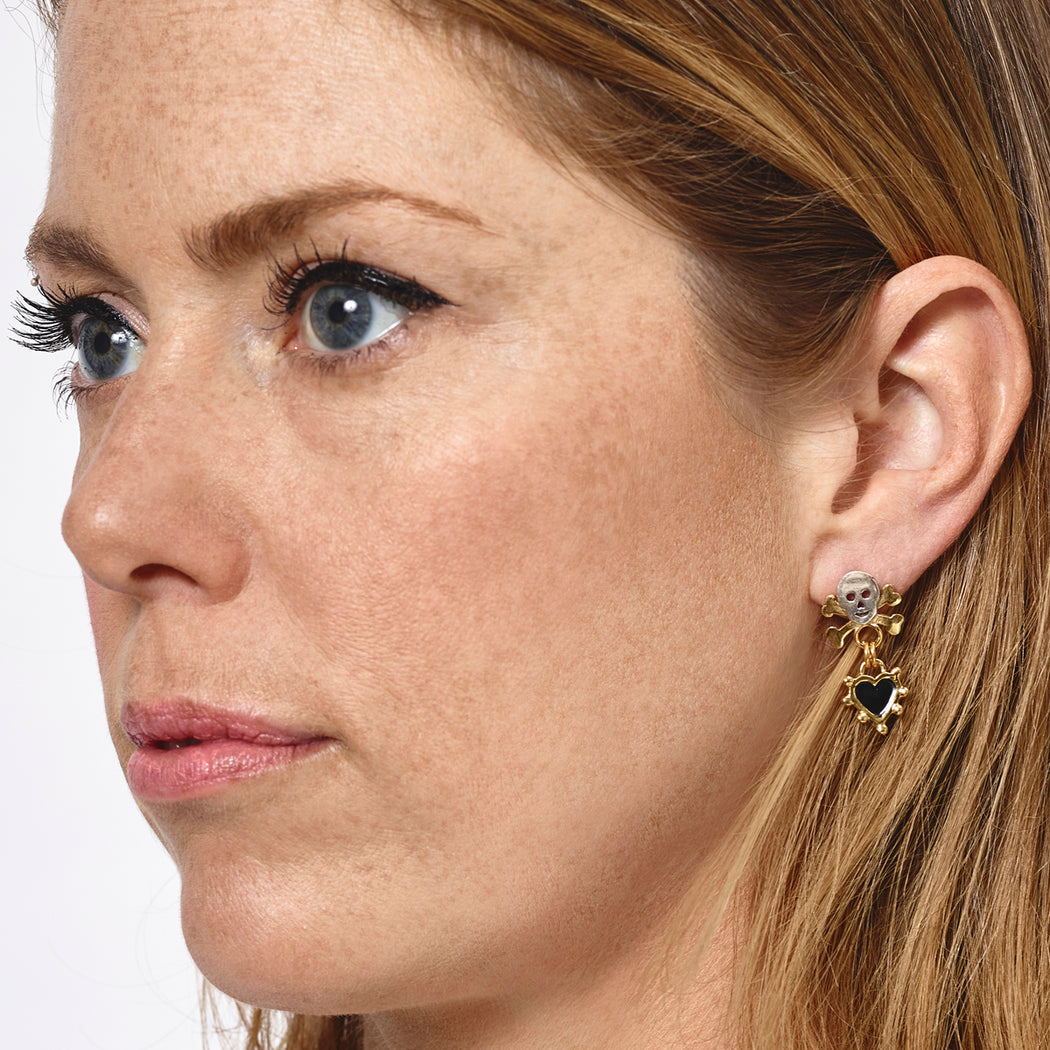 Jolly Roger Earrings