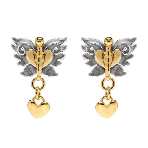 Angel Butterfly Earrings