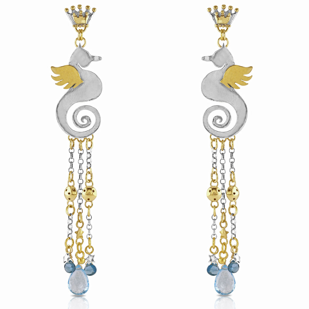 Sea Goddess Earrings