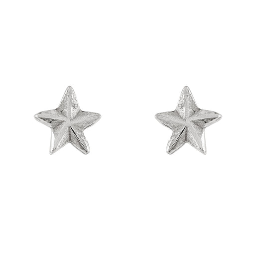 Nautical Star Stud Earrings