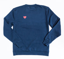 Heart Strong for Healthcare Sweatshirt - NAVY