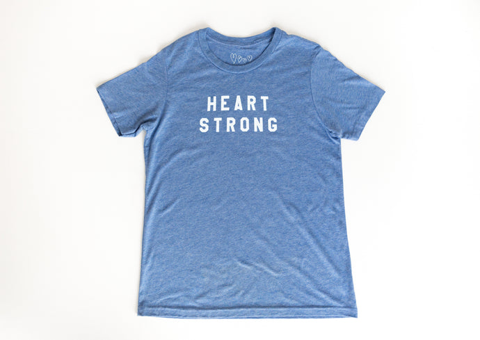 Youth + Toddler  OG Heart Strong Tee