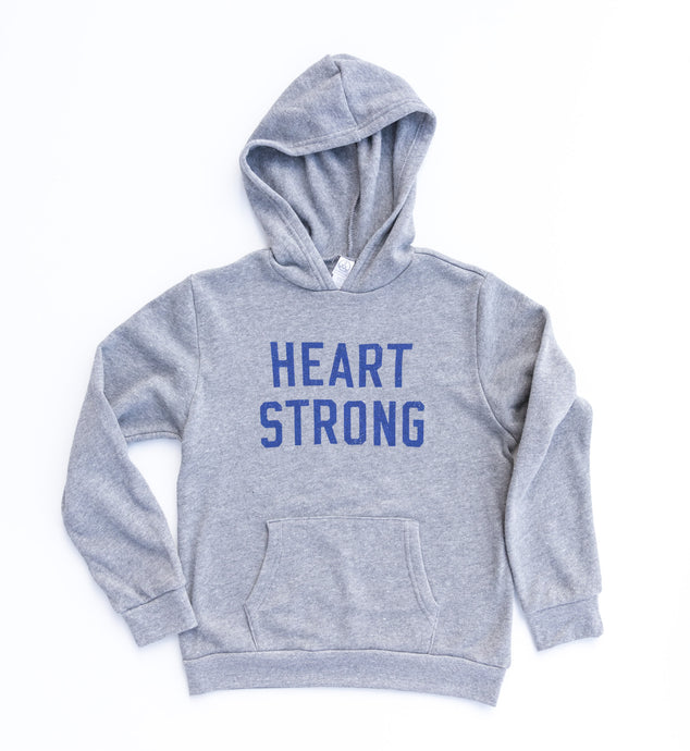 Youth Heart Strong Hoodie