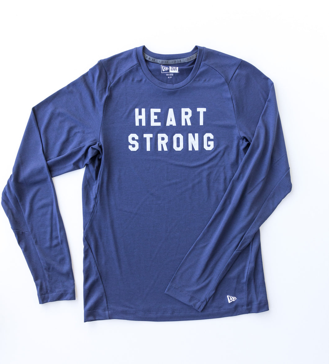 Long Sleeve Heart Strong Performance Tee