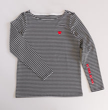 Be True Be You Striped Shirt