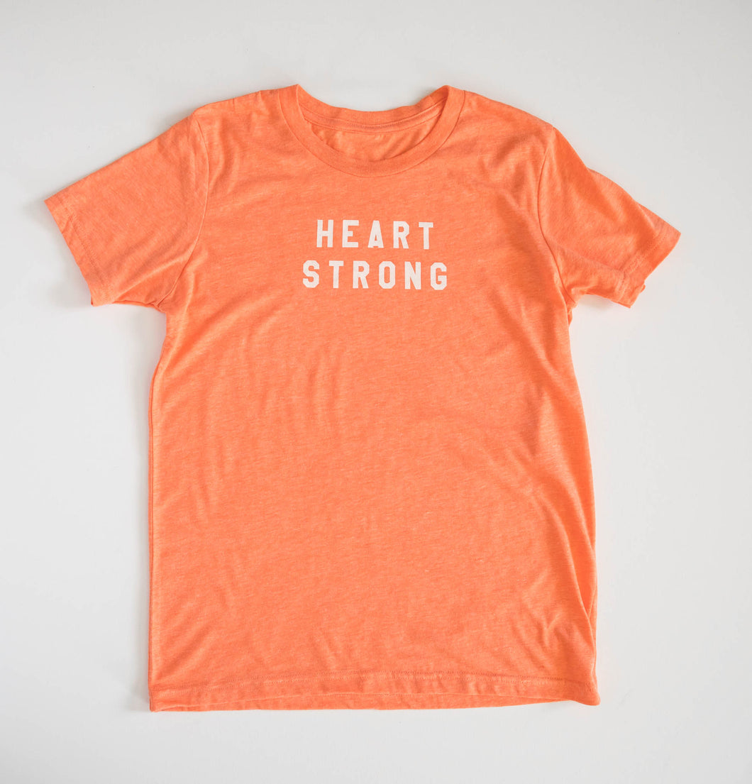 NEW Youth Heart Strong Classic