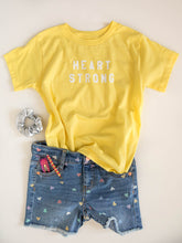 NEW Toddler Classic Heart Strong Tee