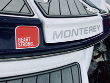 Heart Strong Stickers