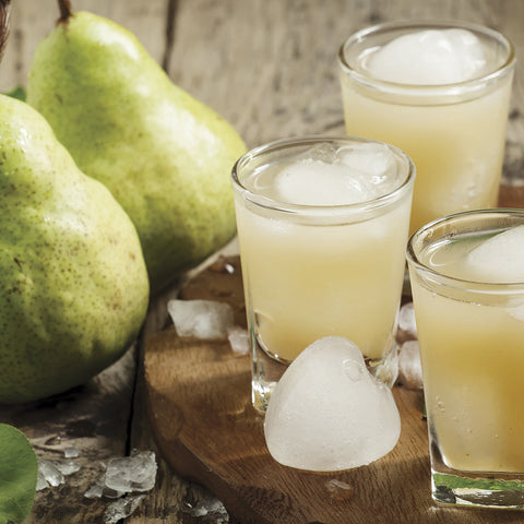 Ginger Pear Fizz