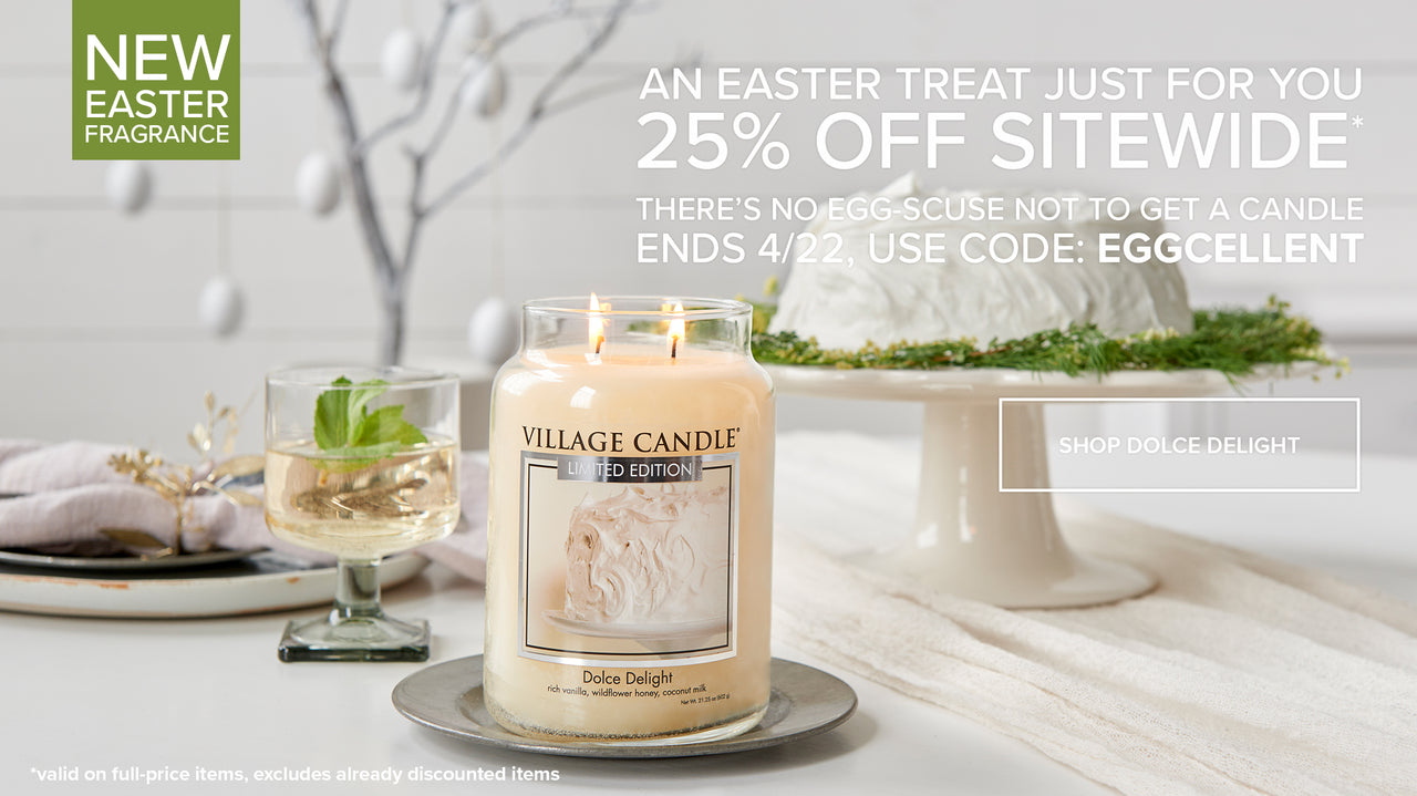 25% Off Easter Campaign