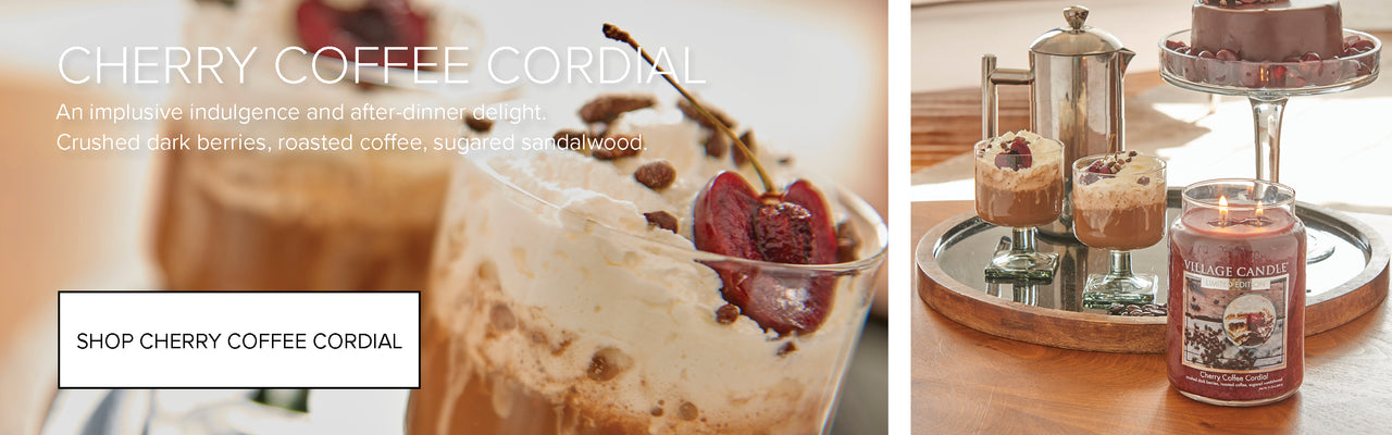 Shop Cherry Coffee Cordial
