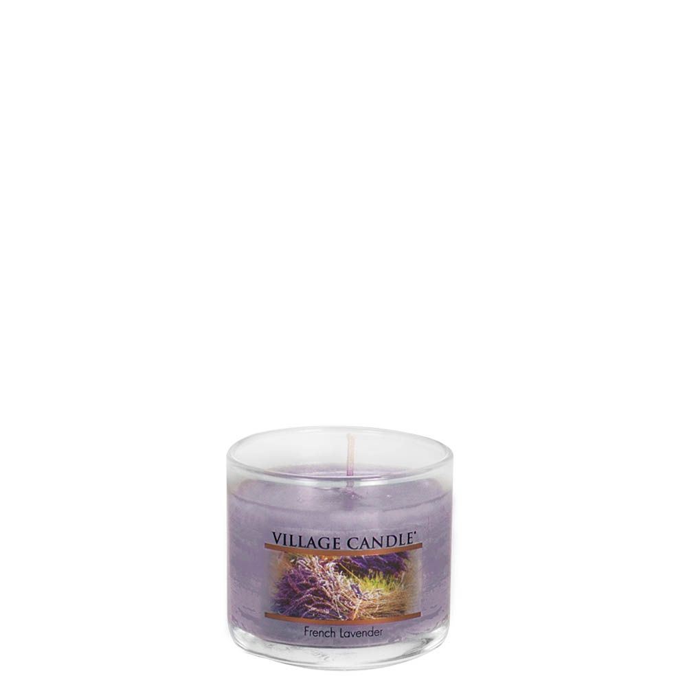 French Lavender Mini Decor Scented Candle