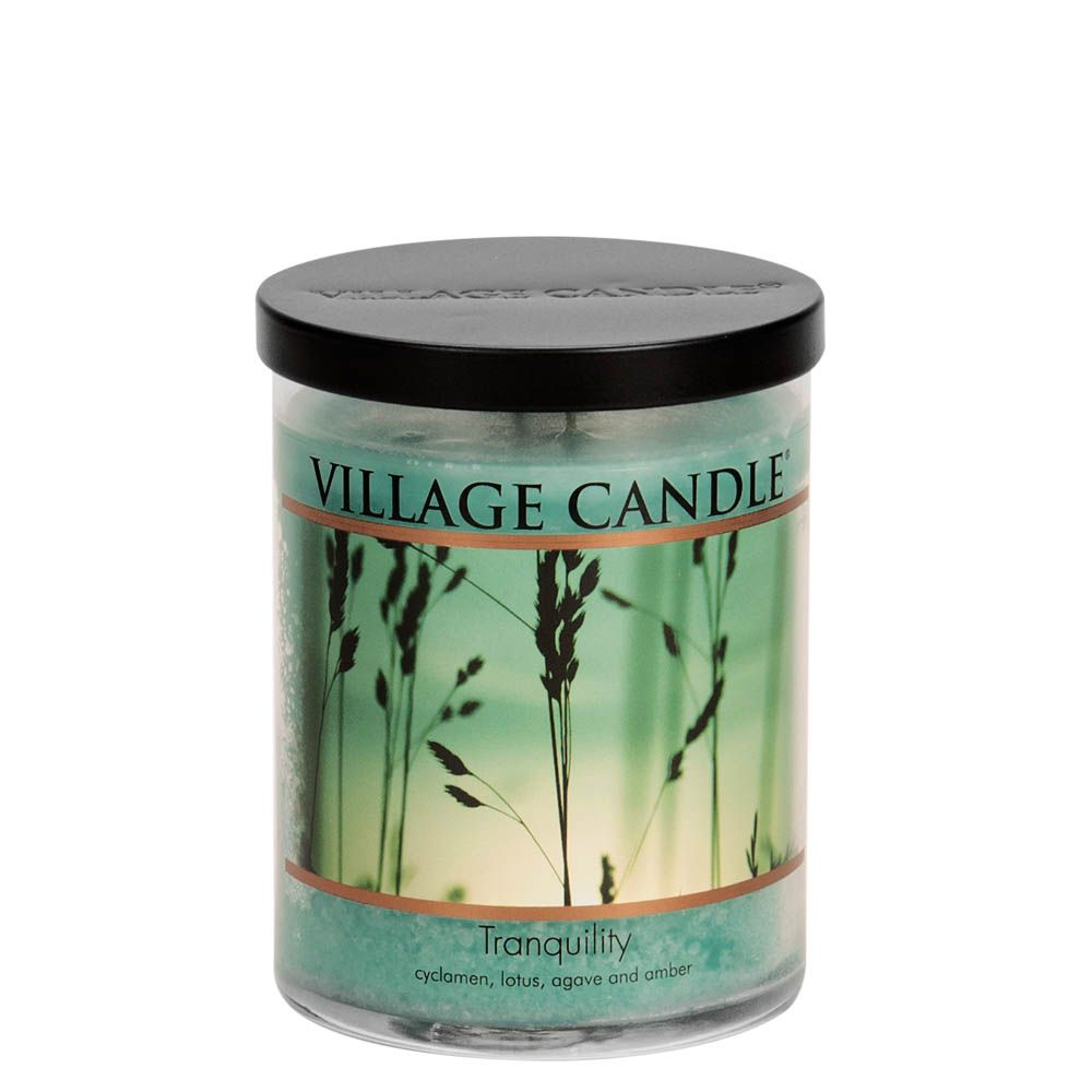 Tranquility Medium Tumbler Decor Scented Candle