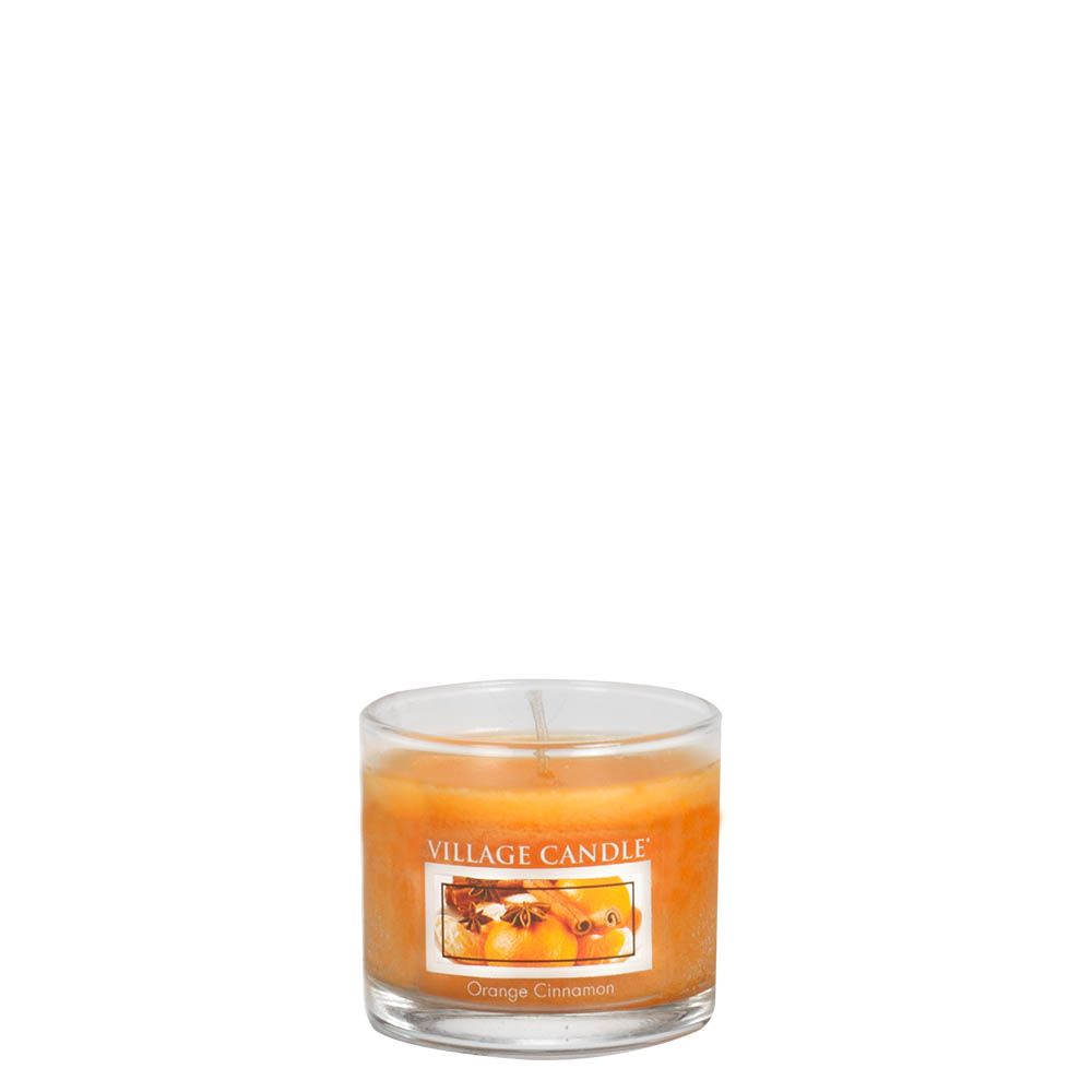 Orange Cinnamon Mini Traditions Scented Candle