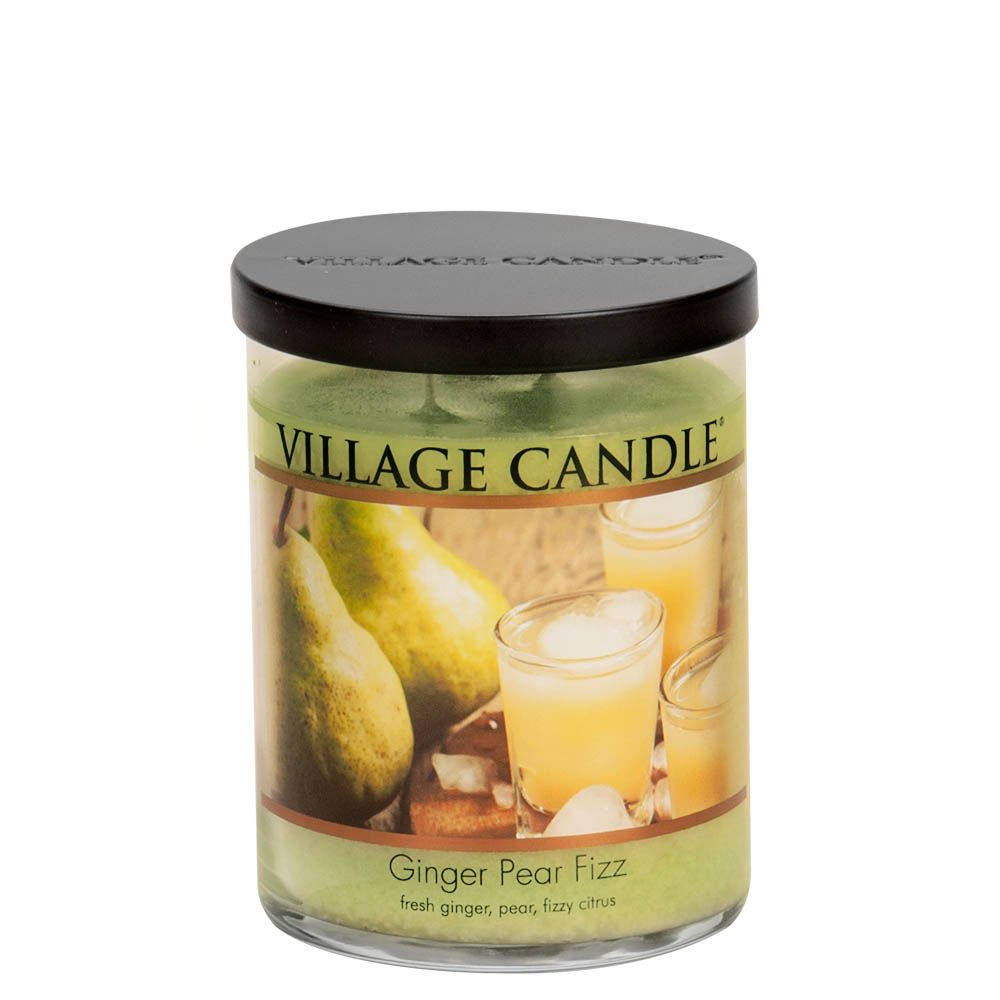 Ginger Pear Fizz Medium Tumbler Decor Scented Candle