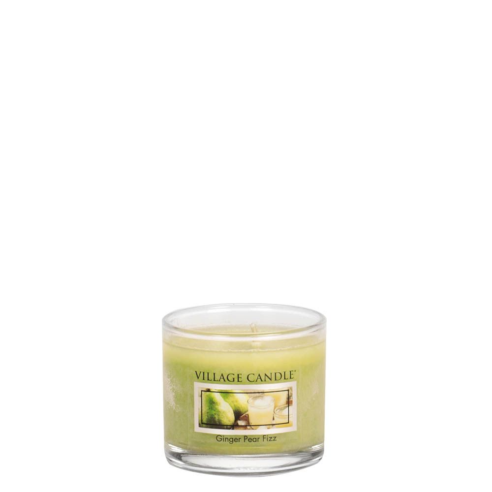 Ginger Pear Fizz Mini Traditions Scented Candle