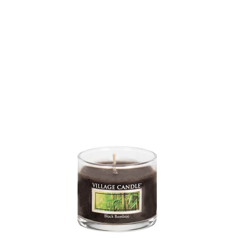 Black Bamboo Mini Traditions Scented Candle