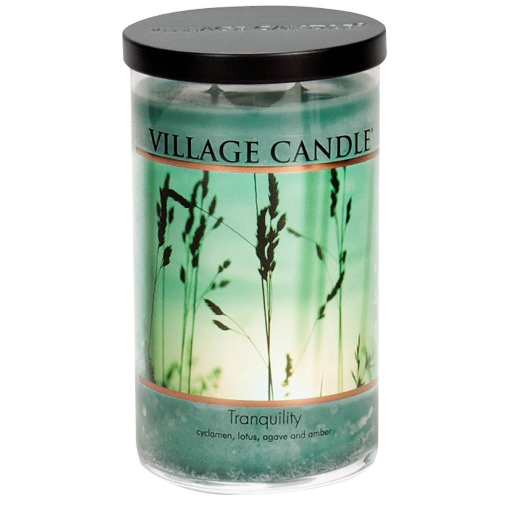 Tranquility Large Tumbler Decor Scented Candle