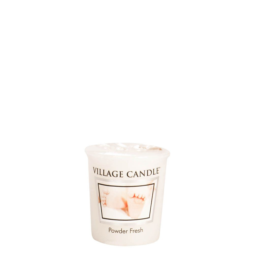 Powder Fresh Votive Traditions Scented Candle