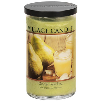 Ginger Pear Fizz Large Tumbler Decor Scented Candle