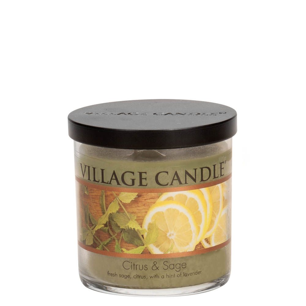 Citrus & Sage Small Tumbler Decor Scented Candle
