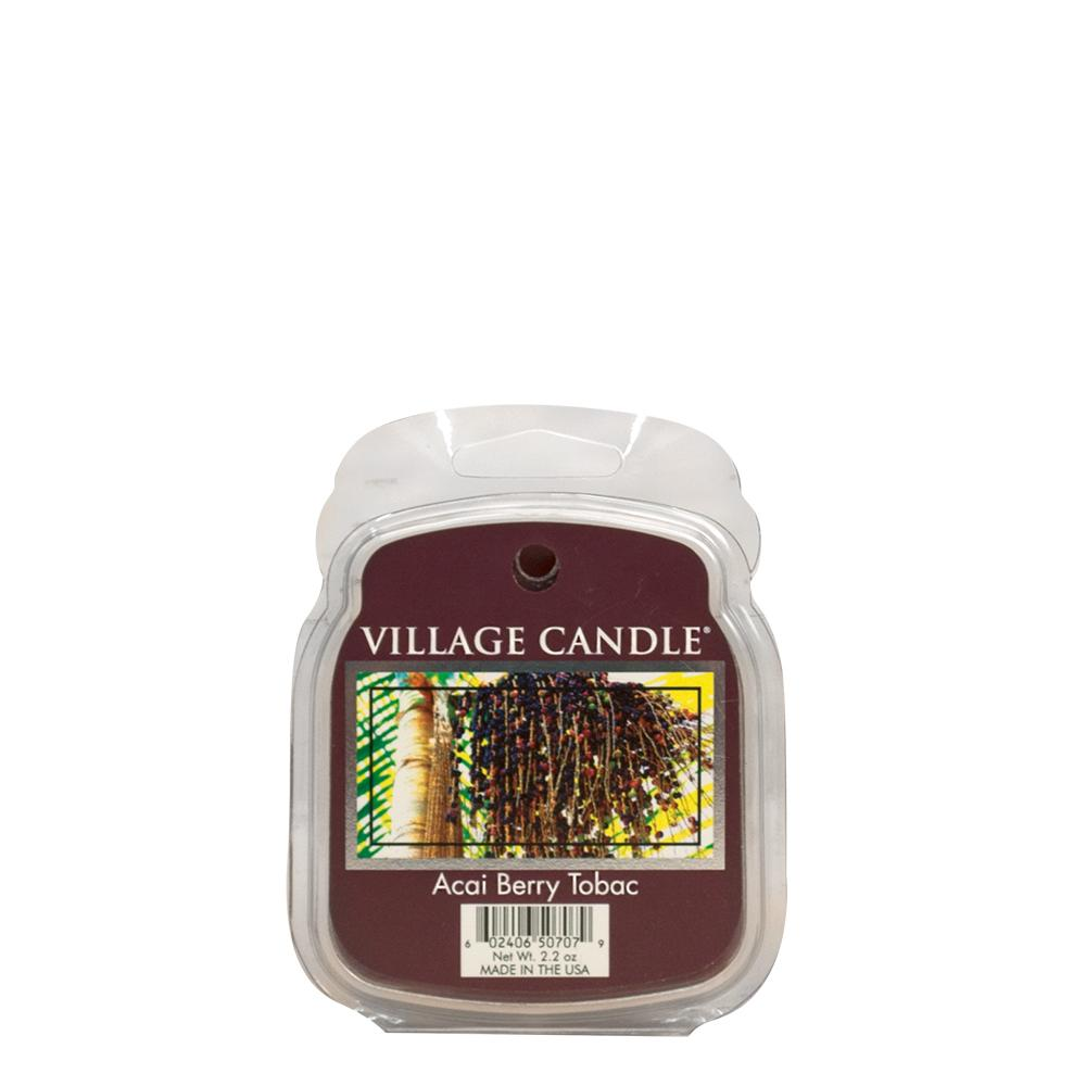 Acai Berry Tobac Wax Melt Traditions Man Candle