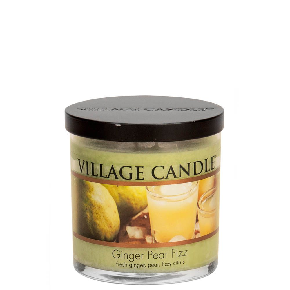 Ginger Pear Fizz Small Tumbler Decor Scented Candle