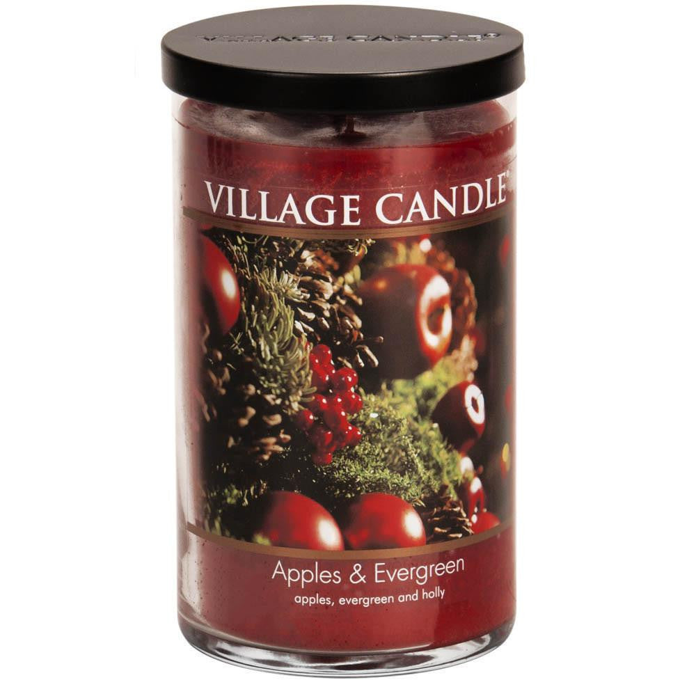 Apples & Evergreen Large Tumbler Decor Scented Candle