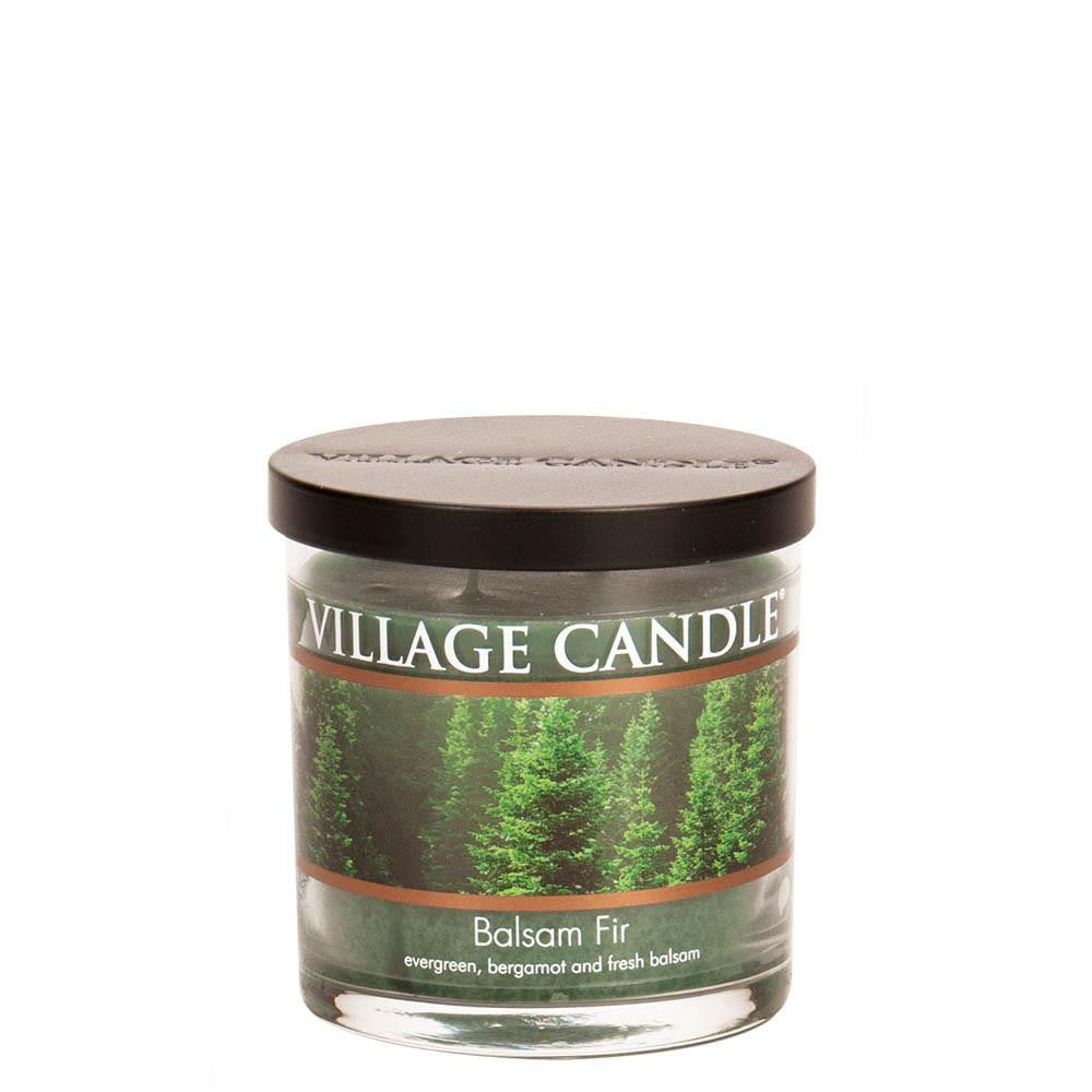 Balsam Fir Small Tumbler Decor Scented Candle