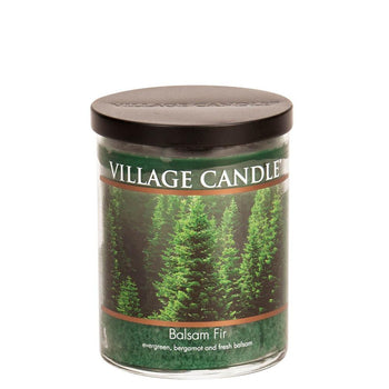 Balsam Fir Medium Tumbler Decor Scented Candle