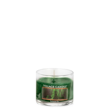 Balsam Fir Mini Decor Scented Candle