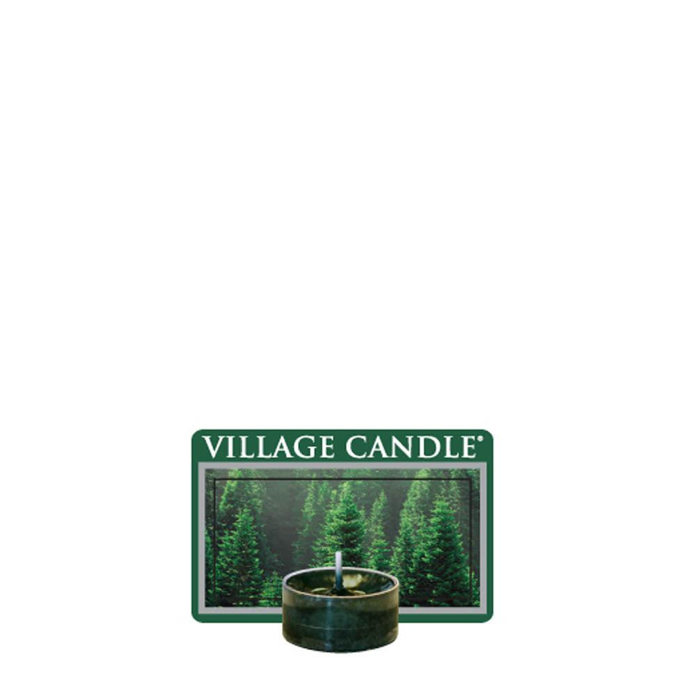 Balsam Fir Tea Lights Traditions Scented Candle