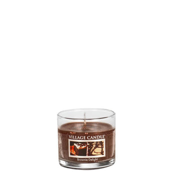 Brownie Delight Mini Traditions Scented Candle