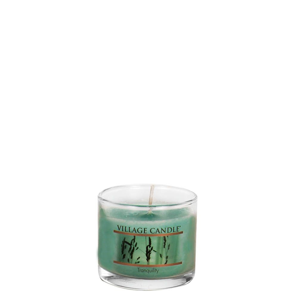 Tranquility Mini Decor Scented Candle