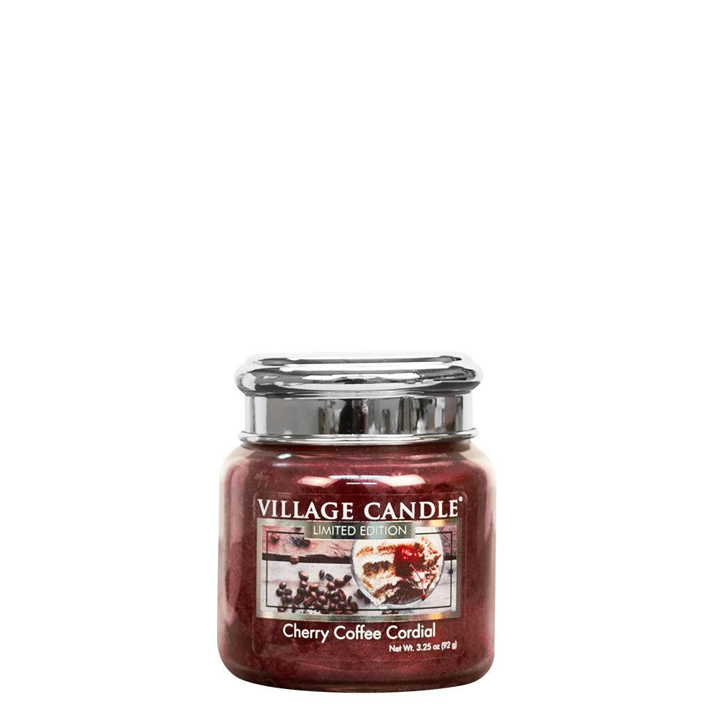 Cherry Coffee Cordial Petite Glass Jar Limited Edition ML