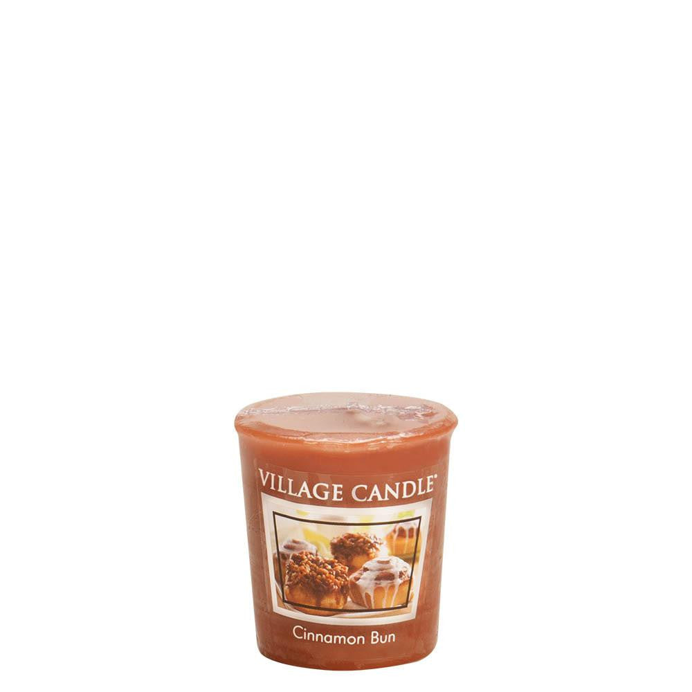 Cinnamon Bun Votive Traditions Scented Candle